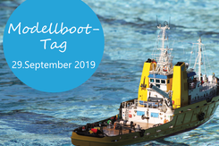 Modellboot-Tag
